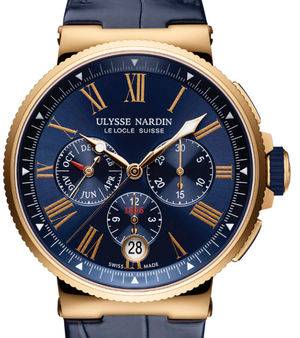 1532-150/43 Ulysse Nardin Marine Chronograph