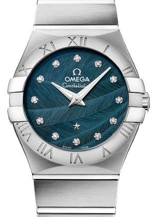 Omega Constellation Lady 123.10.27.60.53.001