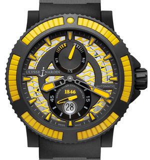 263-92B4-3C/924 Ulysse Nardin Diver