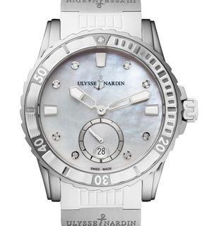 3203-190-3/10 Ulysse Nardin Diver Lady