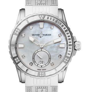 3203-190-3C/10.10 Ulysse Nardin Diver Lady