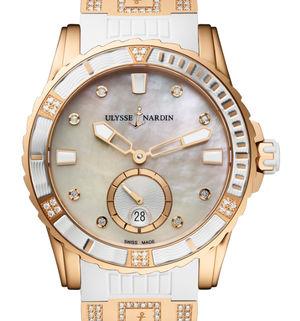 3202-190-3C/10.10 Ulysse Nardin Diver Lady