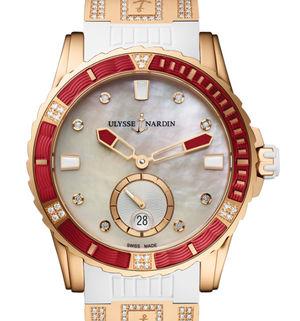 3202-190-3C/10.16 Ulysse Nardin Diver Lady