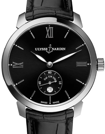 3203-136-2/32 Ulysse Nardin часы Classico Manufacture Small Second