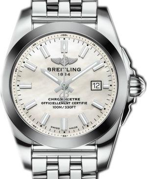 W7234812/A784/791A Breitling Galactic Lady