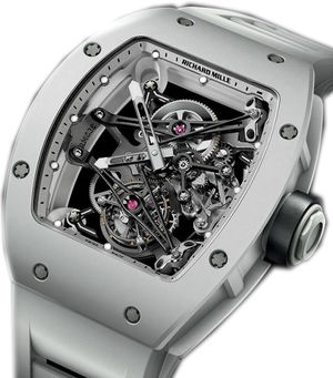RM 038 Tourbillon Bubba Watson Richard Mille Mens collectoin RM 001-050