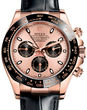 Rolex Cosmograph Daytona 116515LN Pink and black