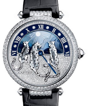 Cartier Creative Jeweled watches HPI00930