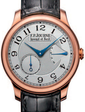 CS 18K red Gold 38 F.P.Journe Souveraine