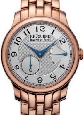 F.P.Journe Souveraine CS 18K red Gold 38 Bracelet