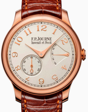 F.P.Journe Souveraine CS 18K red Gold 40 Solid Gold Dial