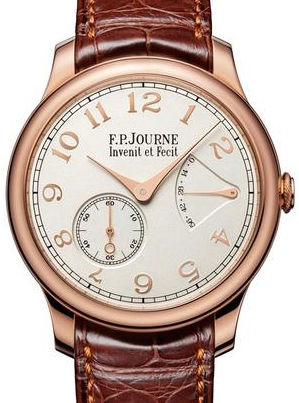 F.P.Journe Souveraine CS 18K red Gold 38 Solid Gold Dial