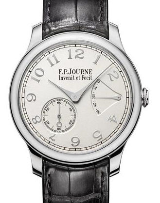CS Platinum 38 Solid Gold Dial F.P.Journe Souveraine