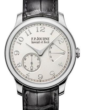 F.P.Journe Souveraine CS Platinum 38 Solid Gold Dial