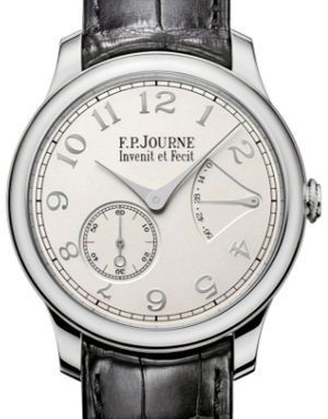 CS Platinum 40 Solid Gold Dial F.P.Journe Souveraine