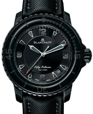 5015-11C30-52A Blancpain Fifty Fathoms