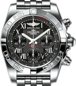 AB014012/BC04/378A Breitling Chronomat 41