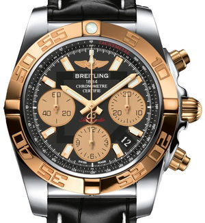 CB014012/BA53/728P/A18BA.1 Breitling Chronomat 41