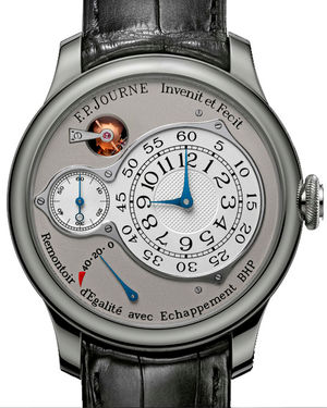 Chronometre Optimum Platinum 42 F.P.Journe Souveraine