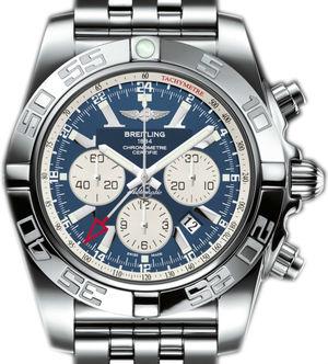 AB041012/C834/383A Breitling Chronomat 47