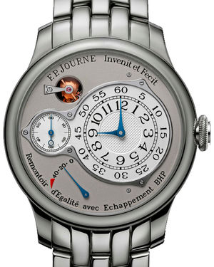 Chronometre Optimum Platinum 42 Bracelet F.P.Journe Souveraine