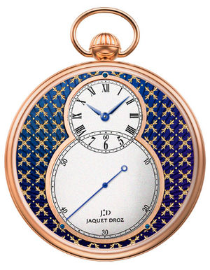 J080033044 Jaquet Droz JD Pocket watch