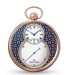 J080033045 Jaquet Droz JD Pocket watch
