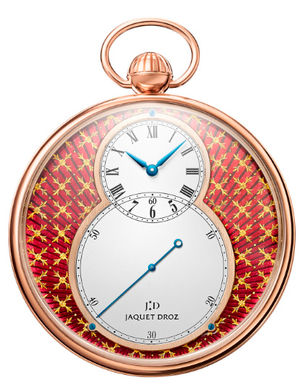 J080033046 Jaquet Droz JD Pocket watch