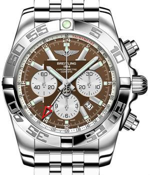 AB041012/Q586/383A Breitling Chronomat 47