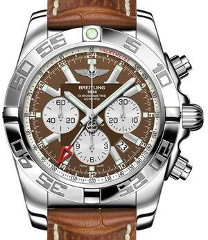 AB041012/Q586/754P/A20BA.1 Breitling Chronomat 47