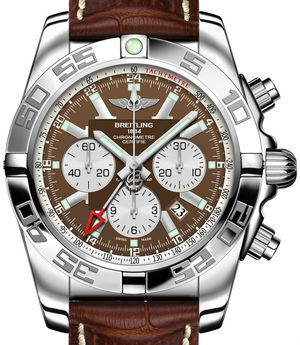 AB041012/Q586/757P/A20D.1 Breitling Chronomat 47