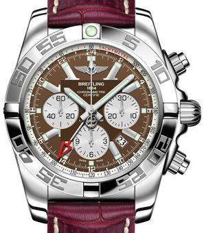 AB041012/Q586/750P/A20BA.1 Breitling Chronomat 47