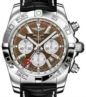 AB041012/Q586/760P/A20BA.1 Breitling Chronomat 47