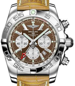AB041012/Q586/896P/A20BA.1 Breitling Chronomat 47