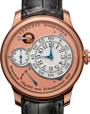 Chronometre Optimum rose Gold 42 F.P.Journe Souveraine