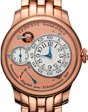 Chronometre Optimum rose Gold 42 Bracelet F.P.Journe Souveraine