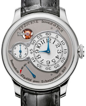 Chronometre Optimum Platinum 40 F.P.Journe Souveraine