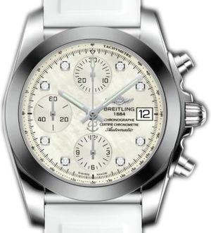 W1331012/A776/147S/A18D.2 Breitling Chronomat 38