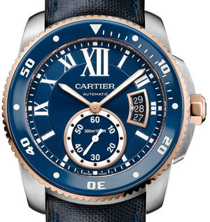 W2CA0008 Cartier Calibre de Cartier