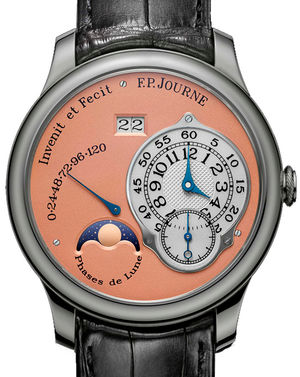 Octa Lune 40 Platinum F.P.Journe Retrospectives Octa