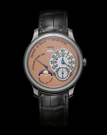 Octa Lune 40 Platinum F.P.Journe часы Octa Lune