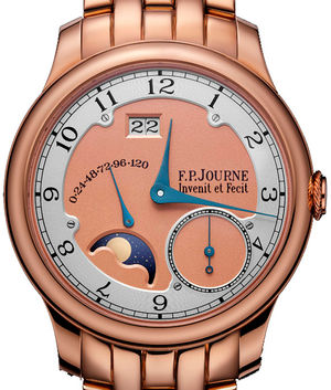Octa Divine 40 rose Gold Bracelet F.P.Journe Retrospectives Octa
