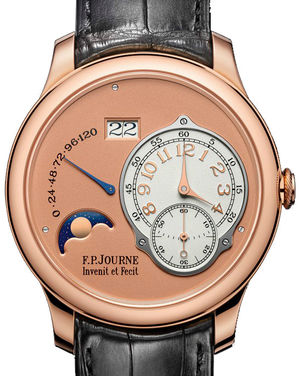Octa Lune 42 rose Gold F.P.Journe Current Octa Collection