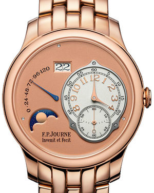Octa Lune 42 rose Gold Bracelet F.P.Journe Current Octa Collection