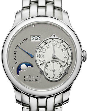 Octa Lune 42 Platinum Bracelet F.P.Journe Current Octa Collection