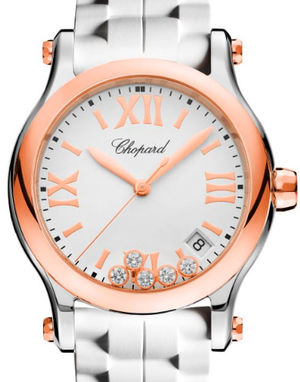278582-6001 Chopard Happy Sport Quartz