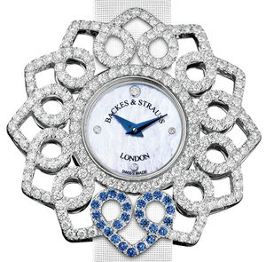 Backes & Strauss Victoria Collection Victoria.BlueHeart