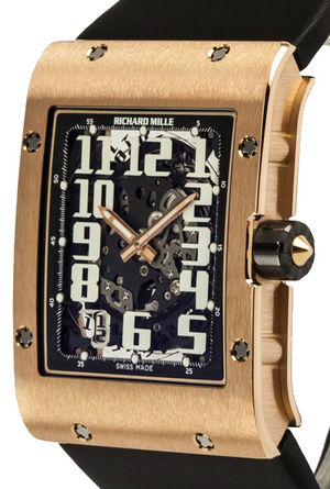 RM 016 RG Richard Mille Mens collectoin RM 001-050