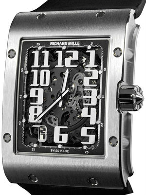 RM 016 WG Richard Mille Mens collectoin RM 001-050