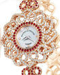 Backes & Strauss Victoria Collection The Victoria Princess Red Heart Watch For Only 201